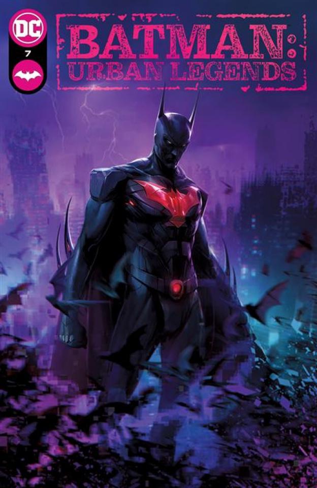 Batman: Urban Legends #7 (Francesco Mattina Cover)
