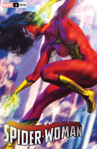 Spider-Woman #1 (Artgerm Cover)
