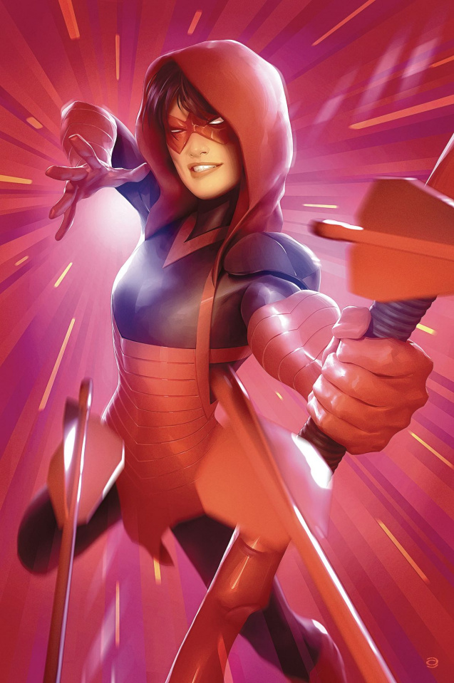 Teen Titans #30: The Terminus Agenda (Variant Cover)