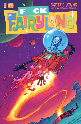 I Hate Fairyland #19 (F*CK (Uncensored) Fairyland Cover)