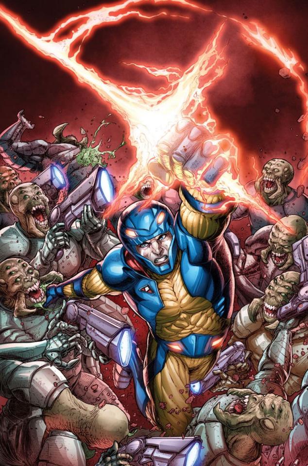 X-O Manowar #49 (20 Copy Ryp Cover)