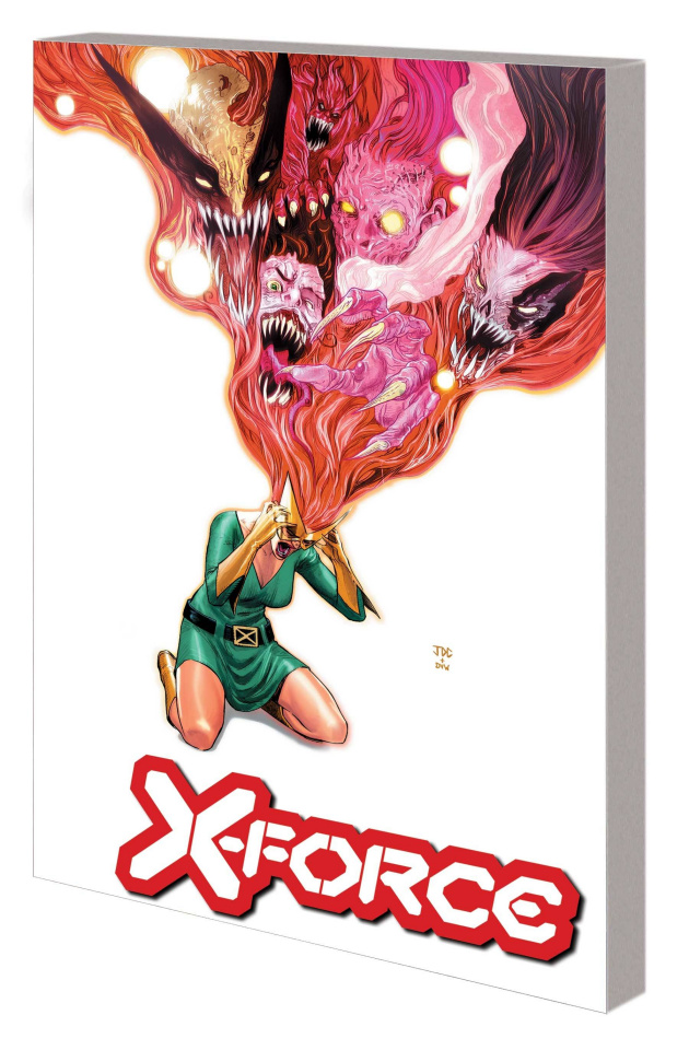 X-Force by Benjamin Percy Vol. 3