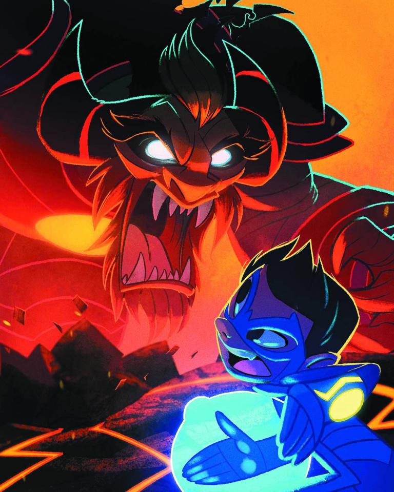 Chakra: The Invincible #8