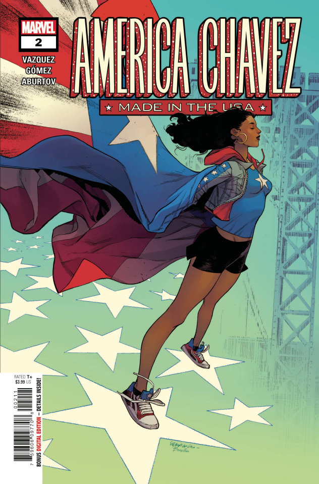 America Chavez: Made in the U.S.A. #2