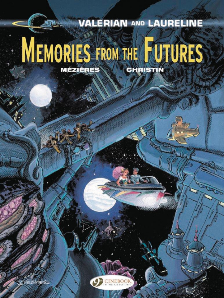 Valerian Vol. 22 :Memories From The Futures