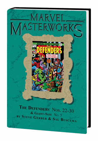 The Defenders Vol. 4 (Marvel Masterworks)
