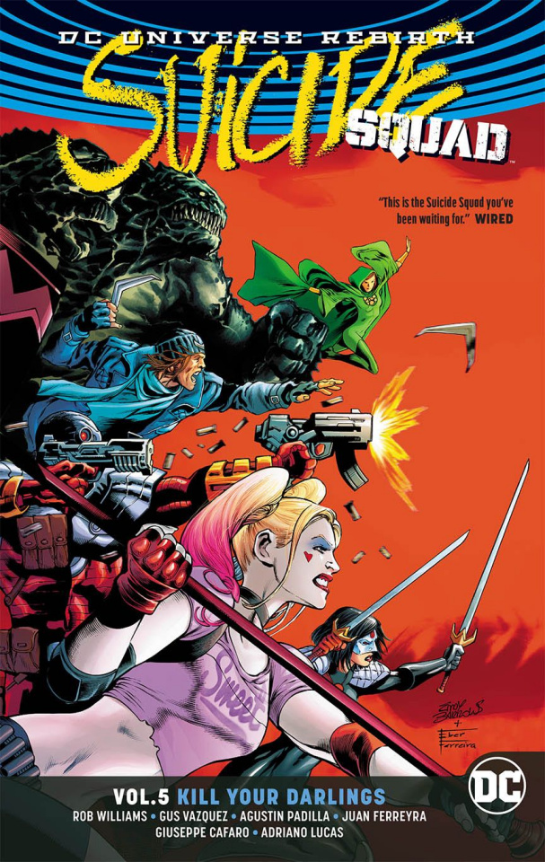 Suicide Squad Vol. 5: Kill Your Darlings (Rebirth)