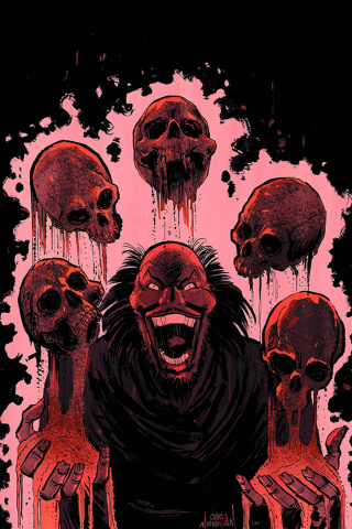 Five Ghosts: The Haunting of Fabian Gray #5
