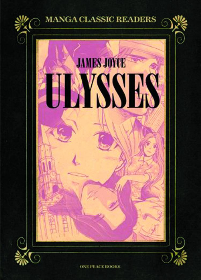 Manga Classic Readers Vol. 4: Ulysses