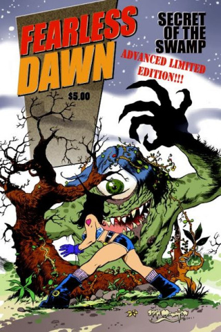 Fearless Dawn: Secret of the Swamp