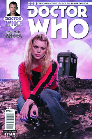 Doctor Who: New Adventures with the Ninth Doctor #9 (Photo Cover)