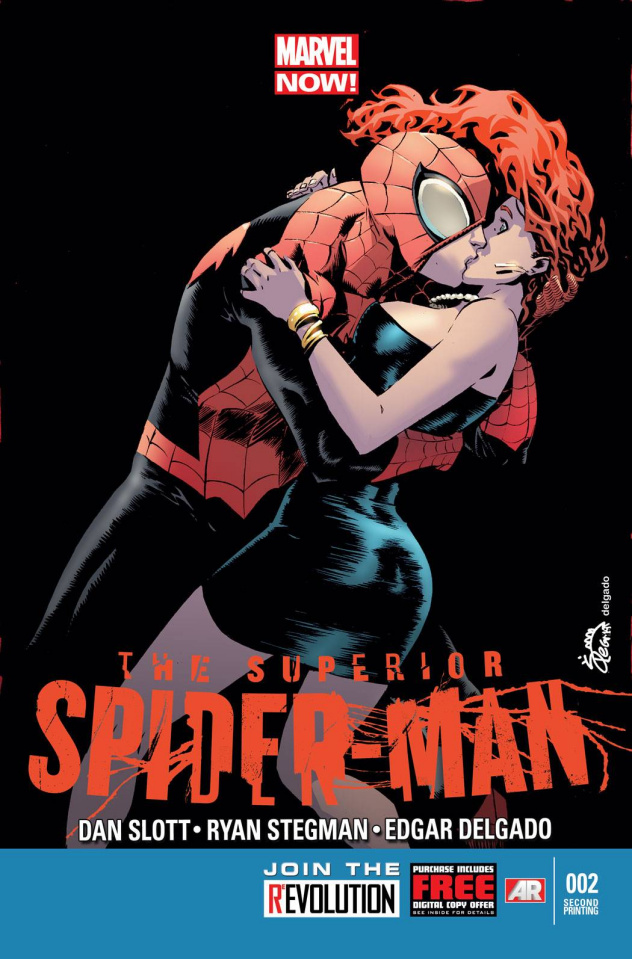 The Superior Spider-Man #2 (2nd Printing)
