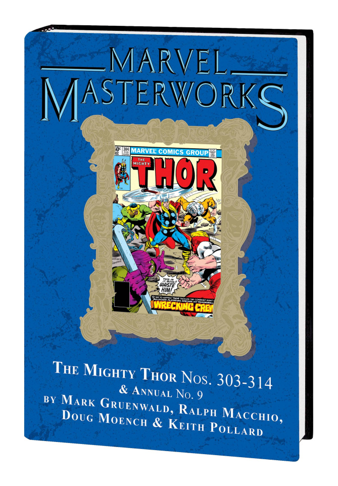 The Mighty Thor Vol. 20 (Marvel Masterworks)