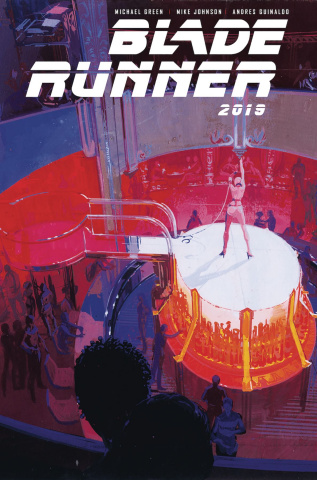 Blade Runner 2019 #2 (Mead Cover)