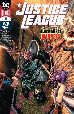 Justice League #51 (Philip Tan Cover)