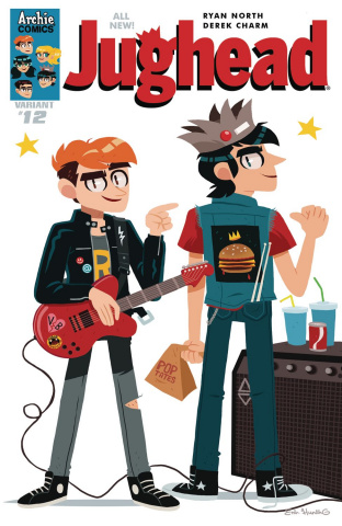 Jughead #12 (Erin Hunting Cover)
