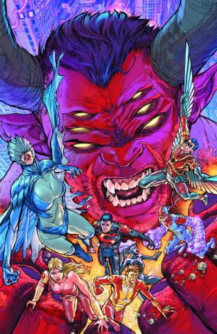 Teen Titans #22