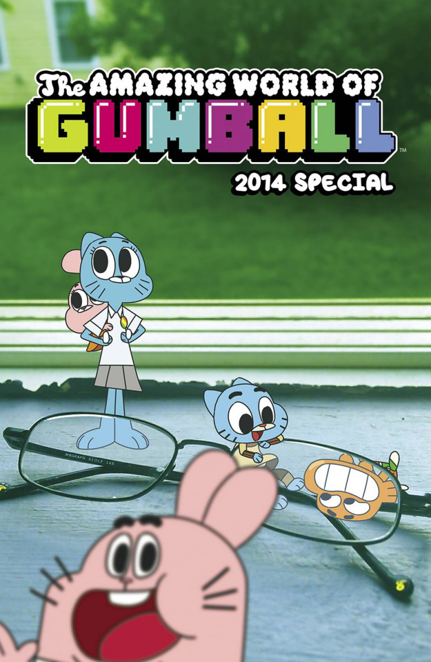 The Amazing World of Gumball 2014 Special #1