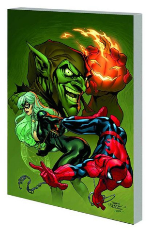 Spider-Man by Mark Millar Ultimate Collection