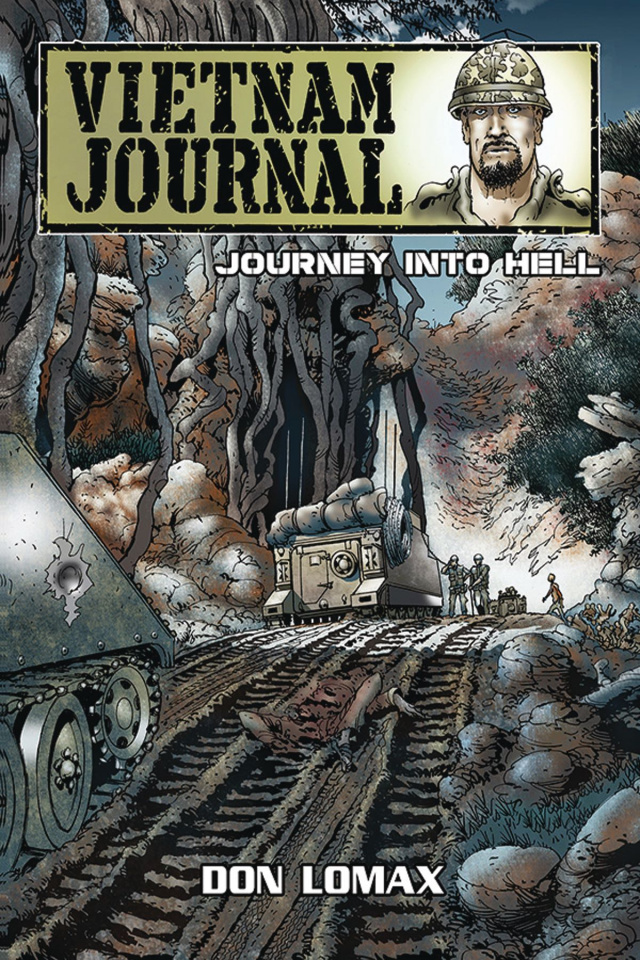 Vietnam Journal Vol. 2: Journey Into Hell