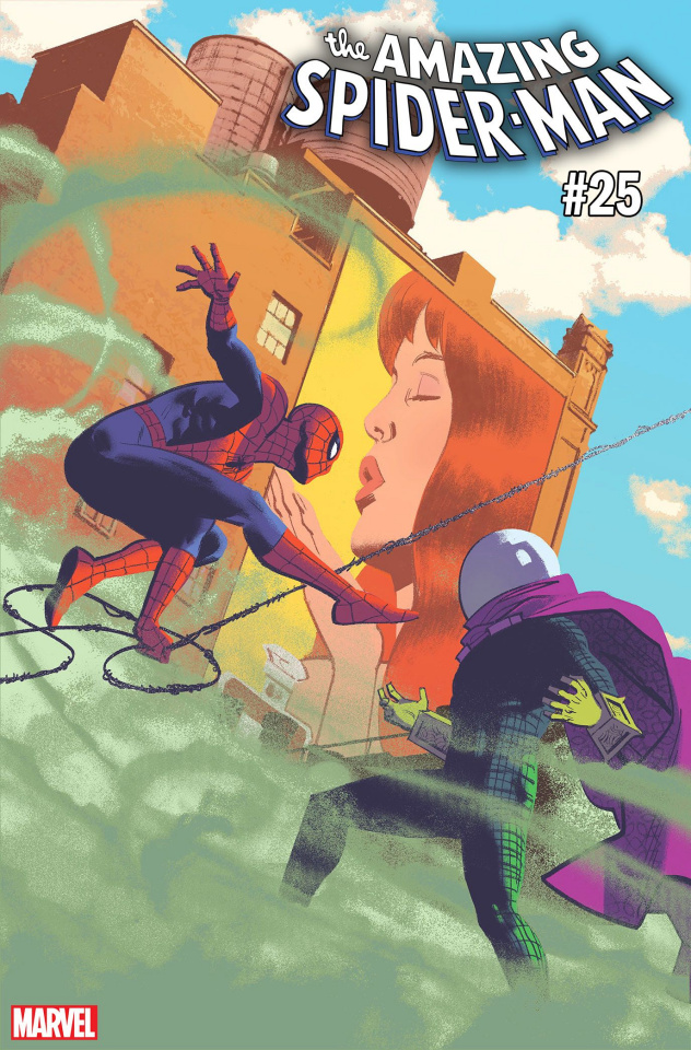 The Amazing Spider-Man #25 (Smallwood Cover)