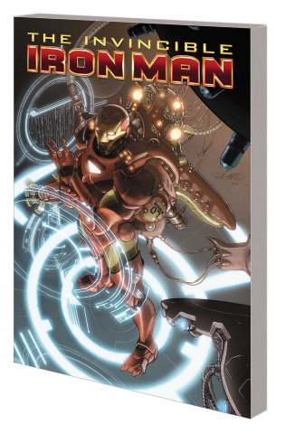 Iron Man by Fraction & Larroca Vol. 1 (Complete Collection)