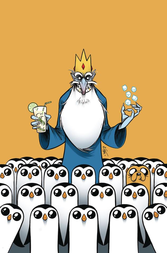 Adventure Time Comics #23 (Subscription Duarte Cover)
