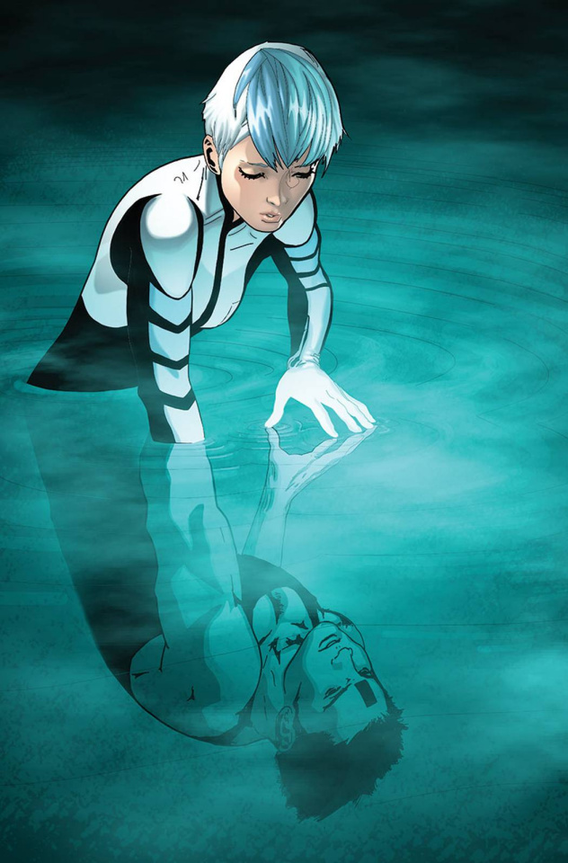 The Death-Defying Doctor Mirage #2