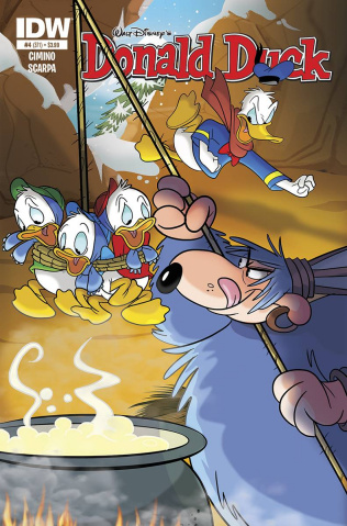 Donald Duck #4