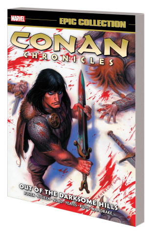 Conan Chronicles: Out of the Darksome Hills (Epic Collection)