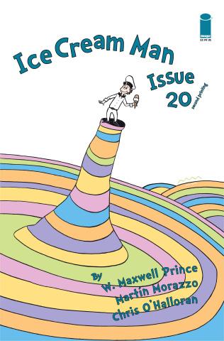 Ice Cream Man #20 (2nd Printing)
