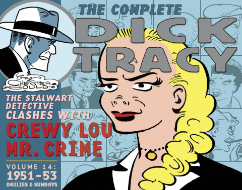 The Complete Dick Tracy Vol. 14