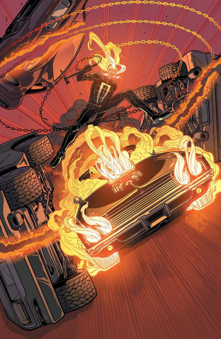 All-New Ghost Rider #12