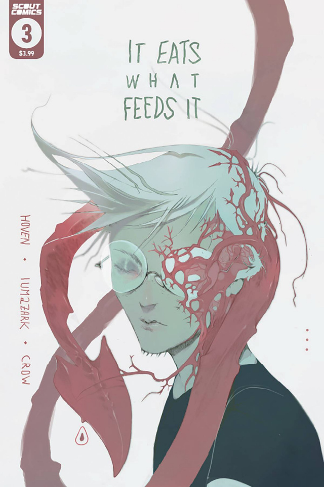 It Eats What Feeds It #3 (2nd Printing)