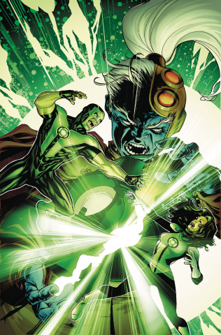 Green Lanterns Vol. 4: The First Rings