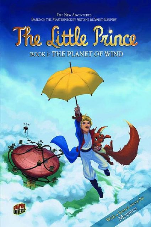 The Little Prince Vol. 1: Planet of the Wind