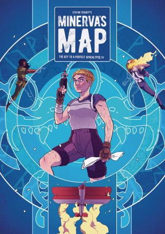 Minerva's Map: The Key to a Perfect Apocalypse Vol. 4