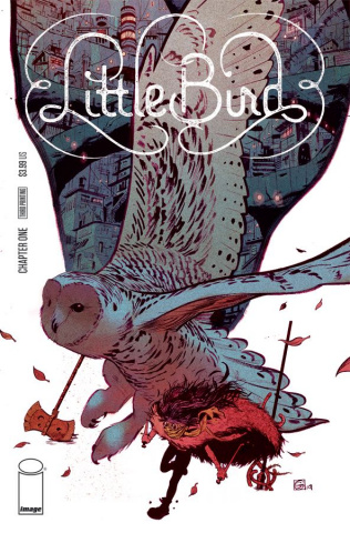 Little Bird #1 (3rd Printing)
