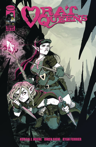 Rat Queens #13 (Gieni Cover)