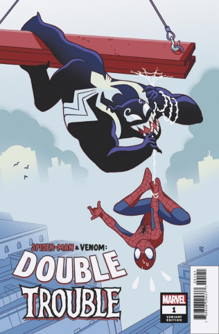 Spider-Man & Venom: Double Trouble #1 (Ganucheau Cover)