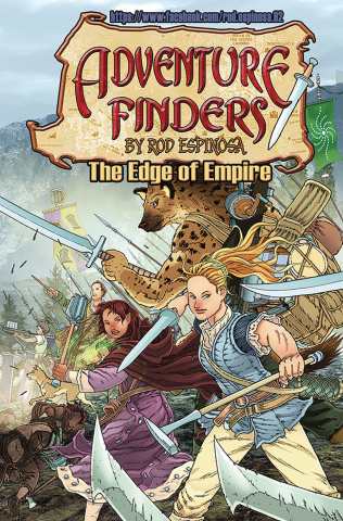 Adventure Finders: The Edge of Empire
