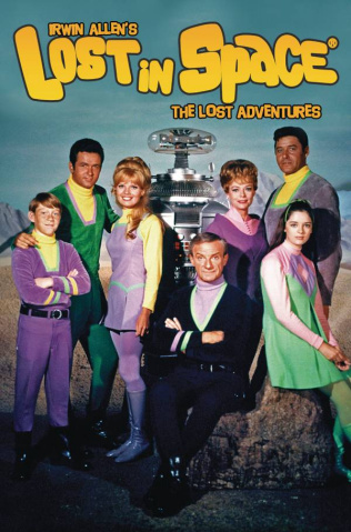 Lost in Space #2 (Photo Cover)