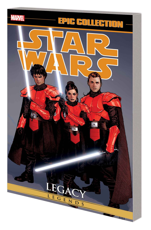 Star Wars Legends: Epic Collection Vol. 1: Legacy