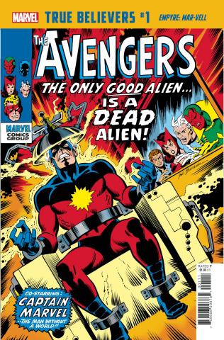 Empyre: Mar-Vell #1 (True Believers)