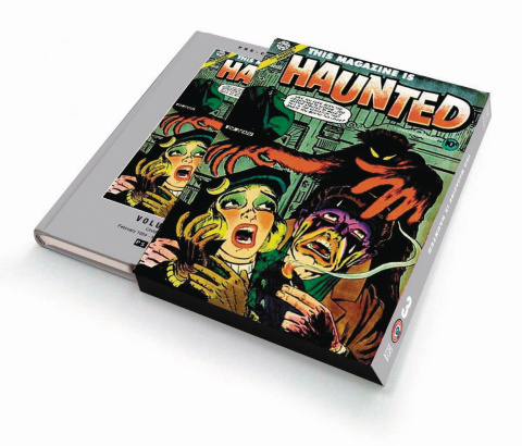 This Magazine is Haunted Vol. 3 (Slipcase Edition)