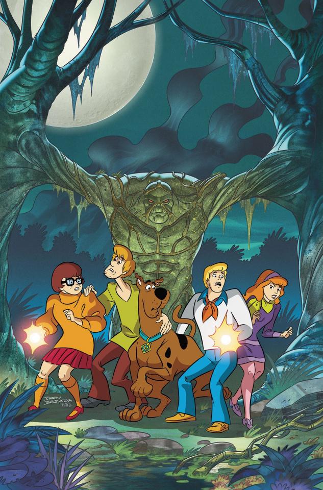 Scooby Doo Team-Up #40