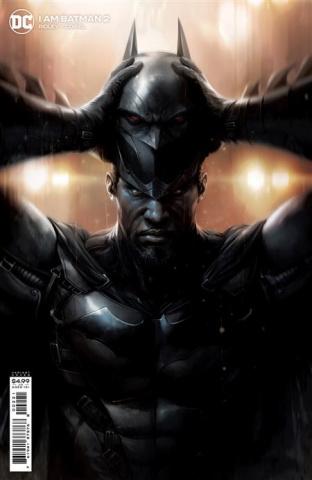 I Am Batman #2 (Francesco Mattina Card Stock Cover)