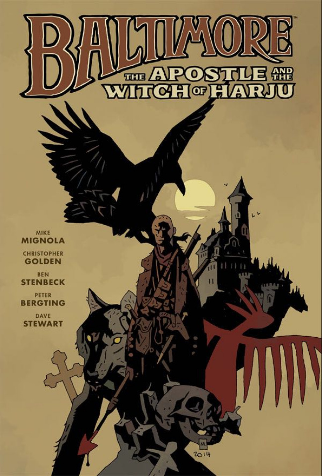 Baltimore Vol. 5: The Apostle and the Witch of Harju