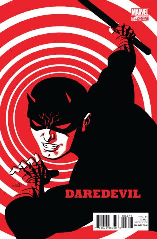 Daredevil #4 (Cho Cover)