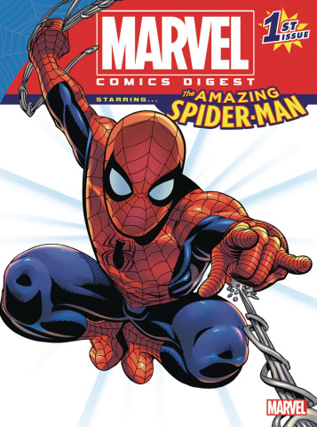 Marvel Comics Digest #1: Amazing Spider-Man